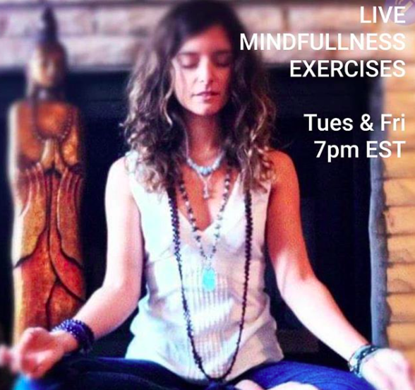 tao mindfulness exercises on zoom